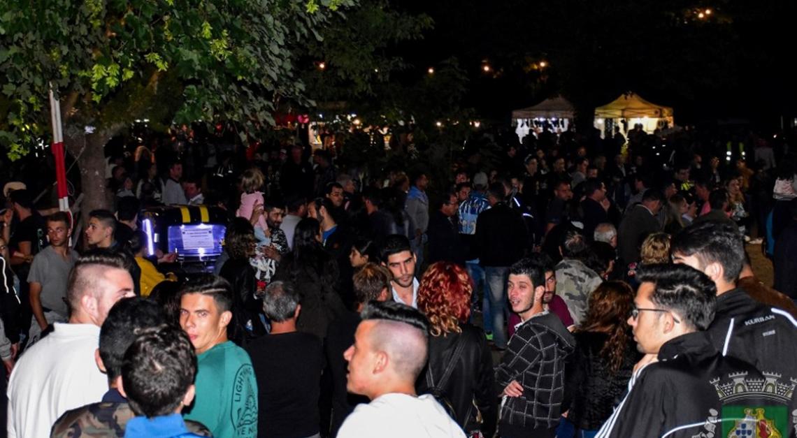 Milhares na XVII Concentração do Moto Club de Prado