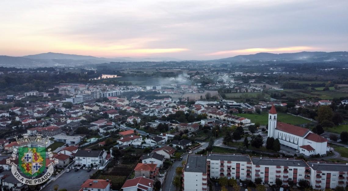 Vila de Prado. 30ª aniversário da elevação a vila