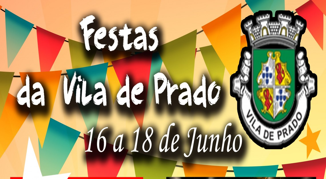 Rock, folclore, desporto e tradição nas Festas da Vila de Prado 2017