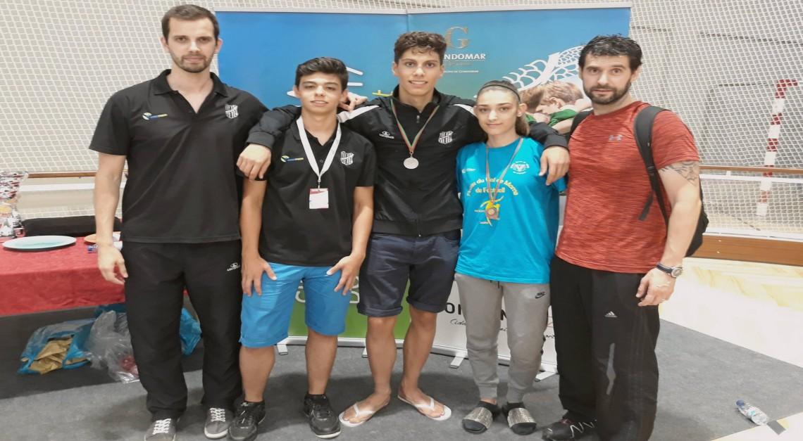 GD Prado: Tiago Alves é Vice-campeão Nacional em Taekwondo