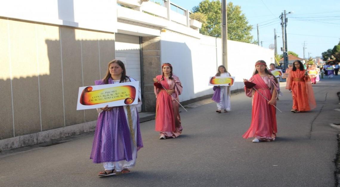 Festas em Honra de S. Tiago e Nossa Senhora dos Remédios marcaram a última semana