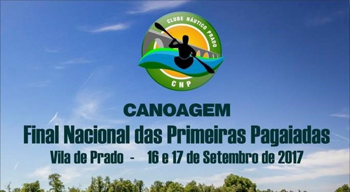 CN Prado recebe a Final Nacional das Primeiras Pagaiadas