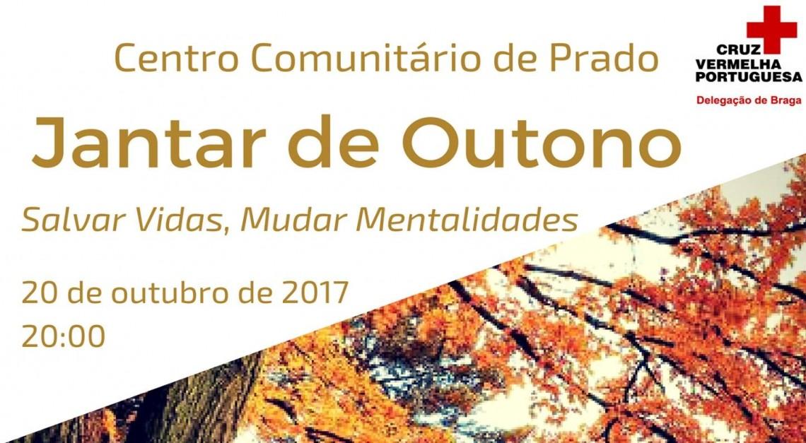 Centro do Comunitário de Prado organiza Jantar de Outono