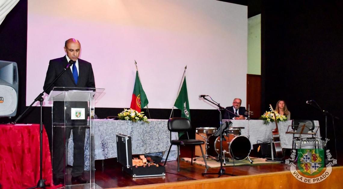 Albano Bastos, Higínio Castilho e Sónia Araújo lideram executivo da Junta de Freguesia da Vila de Prado para o mandato 2017-21!