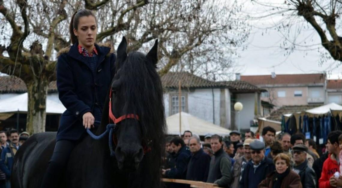 Corrida a cavalo é uma das novidades da Feira dos Vinte 2017