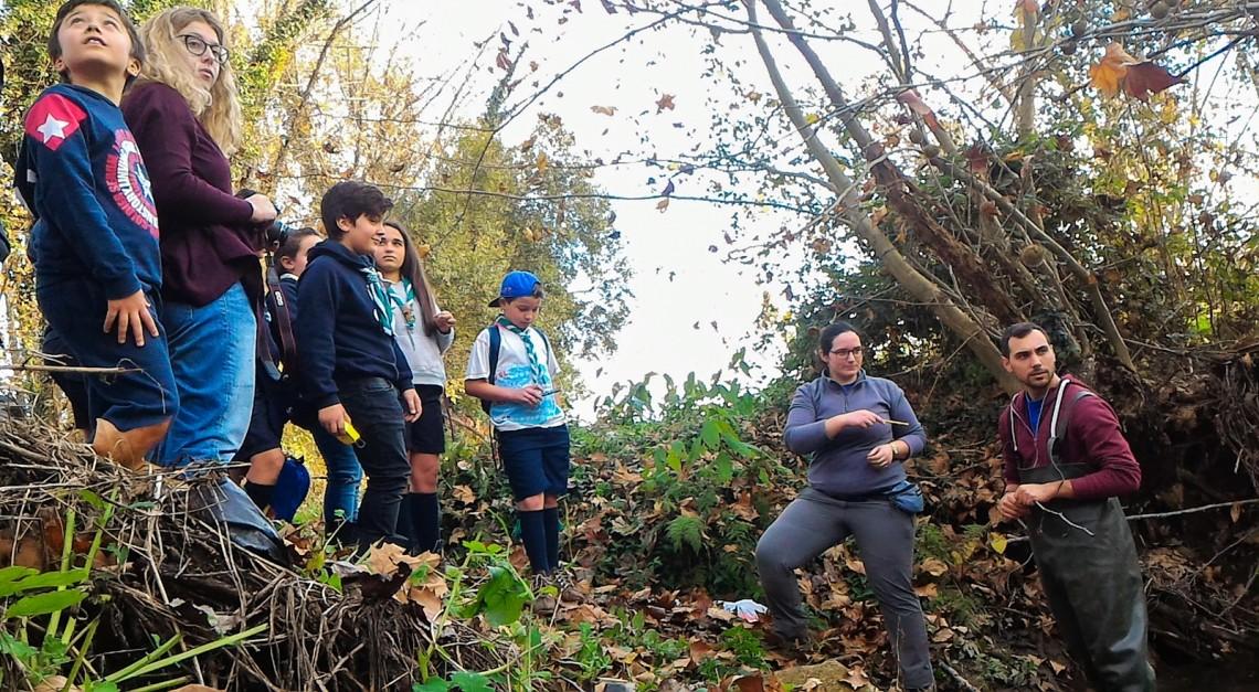 Escuteiros de Prado iniciam ação de reflorestação e preservação ambiental!