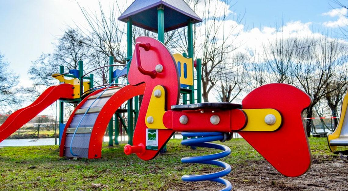 Praia do Faial já tem parque infantil!