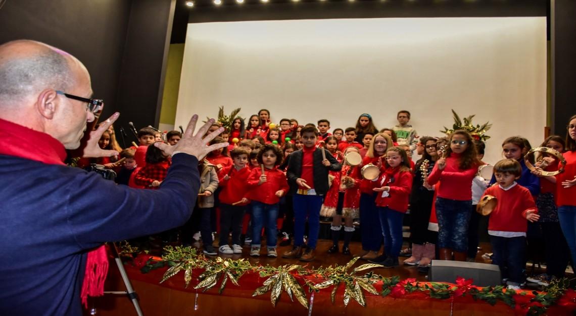 Concertos da Escola de Música deram mais brilho ao Natal pradense!