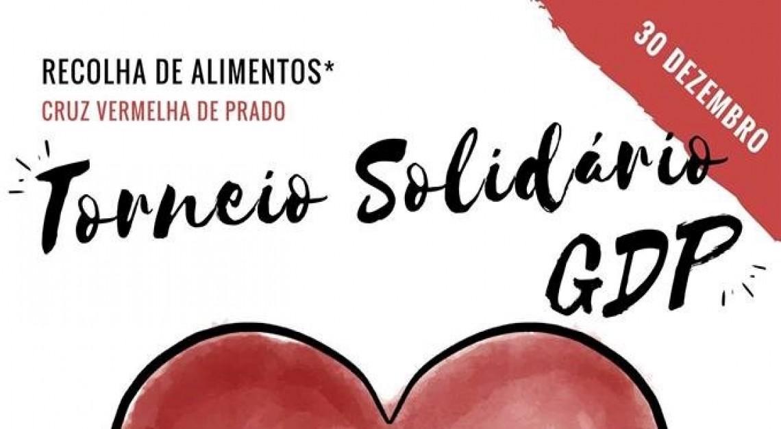 GD Prado organiza torneio solidário a 30 de dezembro!
